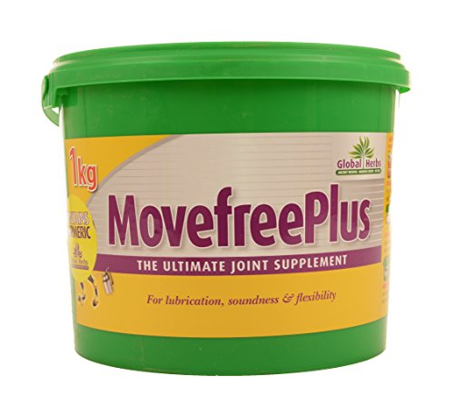 Global Herbs Movefree Plus 500 g – Transparent, 500 g