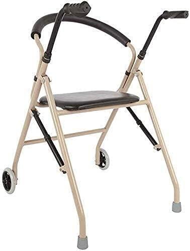 Rollator Walker 4 Wheel Max 70% OFF Wheelchair Luxury goods Medi Medical Rolling