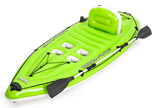 Bestway Kayak Gonflable 1 Place 2.7m BESTWAY Couleur BW65097