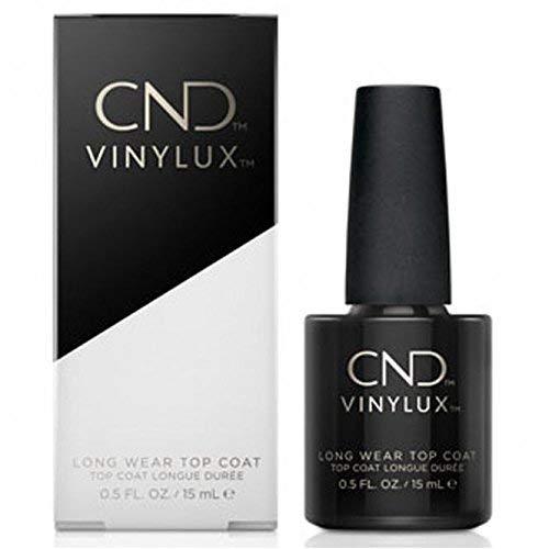 CND VINYLUX - Capa superior de manicura, 14,17 g
