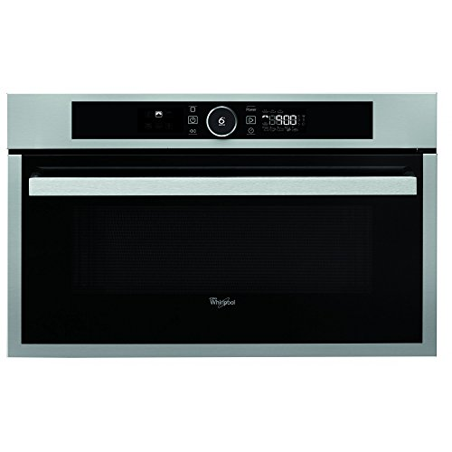 Whirlpool Linea Urban Microonde Space Chef, Metallo, Argento, 38.5x59.5x51.4 cm