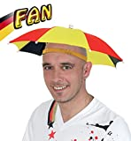 Kopfschirm Deutschland Fan Artikel
