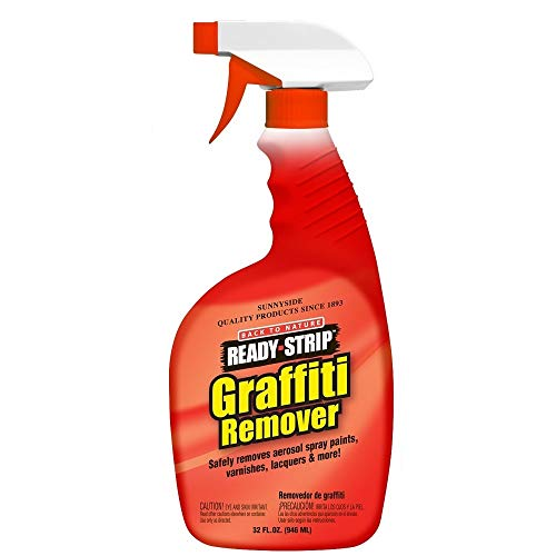 Sunnyside Corporation 68932 Ready-Strip Graffiti Remover, Quart Trigger Spray (Packaging May Vary)