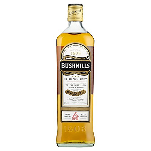 70cl Bushmills whisky irlandés original