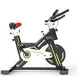 FORIDE - Bicicleta estática plegable magnética silenciosa para interiores