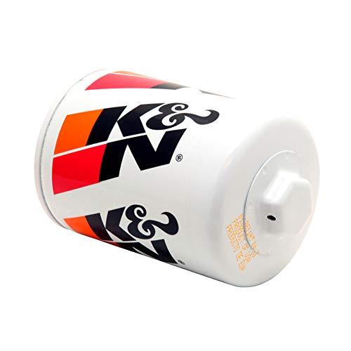 Preisvergleich Produktbild K&N HP-1017 KFZ Wrench-Off Ölfilter