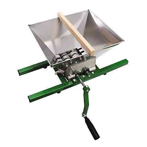 it's useful. Apple and Fruit Crusher for Wine and Cider Pressing