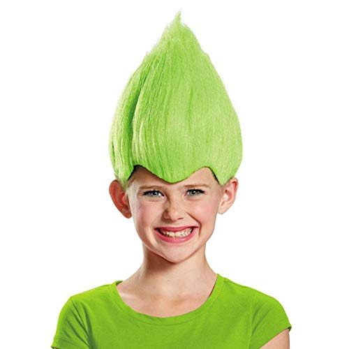 Green Wacky Child Wig, One Size Child - http://coolthings.us