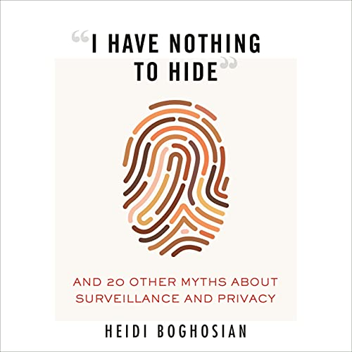 """""""I Have Nothing to Hide"""" cover art"""