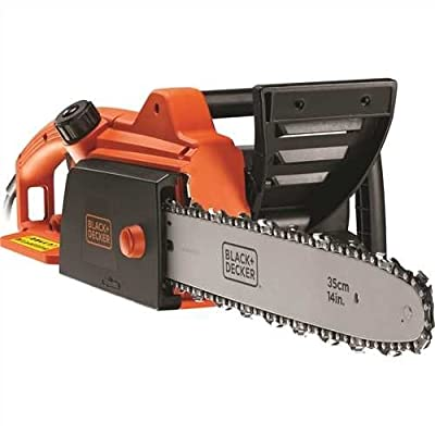 BLACK+DECKER Corded Chainsaw, 1800 W