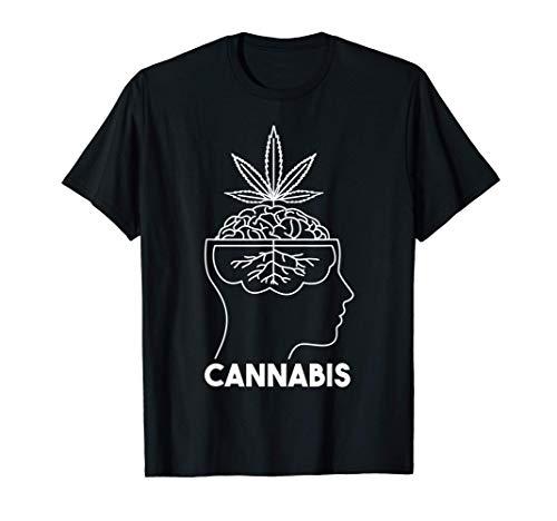 Cannabis Kopf Kiffer Weed Gras Marihuana...