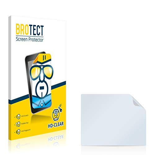 BROTECT Schutzfolie kompatibel mit HKC H782B klare Displayschutz Folie
