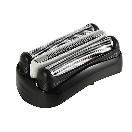 Cabezales de Afeitado, Aesdtoop Cabezal de lámina de Afeitadora para Accesorios Bra-un Afeitadora Eléctrica la 3 Serie 32B 32S 21B (32B)