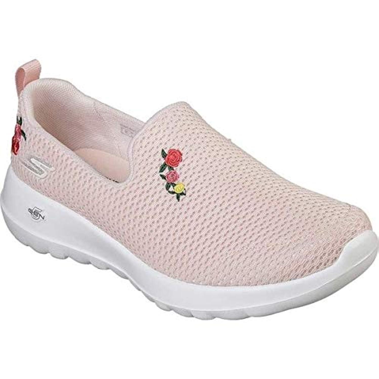 借りているビジネスハーフ[スケッチャーズ] レディース スニーカー GOwalk Joy Loved Slip-On Walking Shoe [並行輸入品]