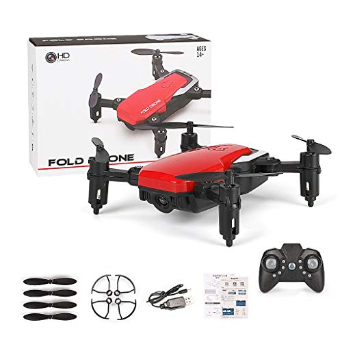 Mini LF606 Foldable WiFi FPV 2.4GHz 6-Axis RC Quadcopter Drone Helicopter Toy