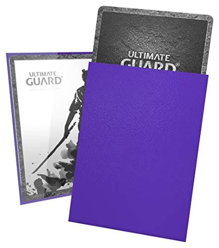 Ultimate Guard(アルティメットガード) Katana スリーブ 標準サイズ 100枚 カードスリーブ ブルー