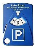 HP Autozubehör 19943 19943-Disco 4 funzioni – Disco orario con Coltello, Porta permesso di parcheggio e gettoni per la Spesa