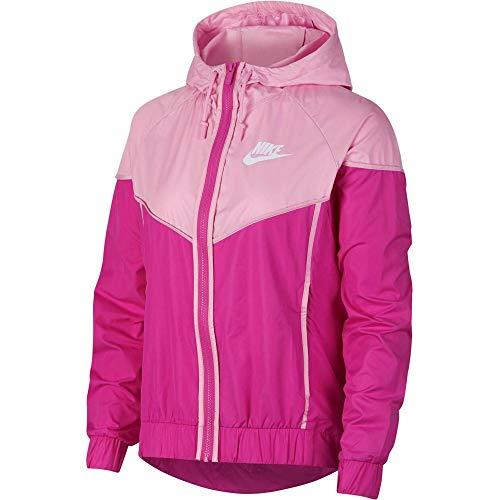 Nike Sportswear Sportswear Windrunner Damen pink/weiß, S