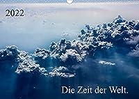 Die Zeit der Welt. (Wandkalender 2022 DIN A3 quer): Der Kalender verherrlicht die Vielfaeltigkeit des Planetens und das nicht nur eine Jahreszeit vorherrscht. (Monatskalender, 14 Seiten )