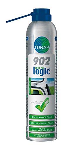 TUNAP MICROLOGIC 902 SYNTHESEÖL Fluid universele olie huishoudolie naaimachine olie fijnmechanische olie smeerolie corrosiebescherming actieve olie 300ml