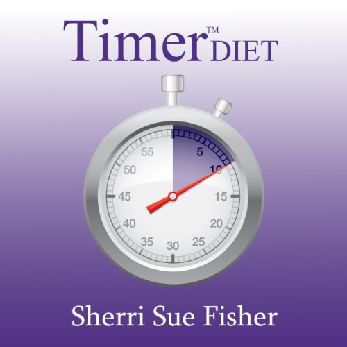 Timer Diet audiobook cover art