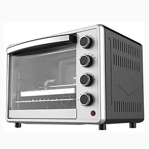 Hogar y cocina Horno Sobremesa De tres capas 1360W Horno eléctrico, de...