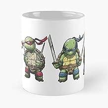 Tmnt Raph Teenage Mutant Coffee Mugs Unique Ceramic Novelty Cup