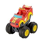 Nickelodeon Blaze And The Monster Machines - Slam & Go Racer: Blaze