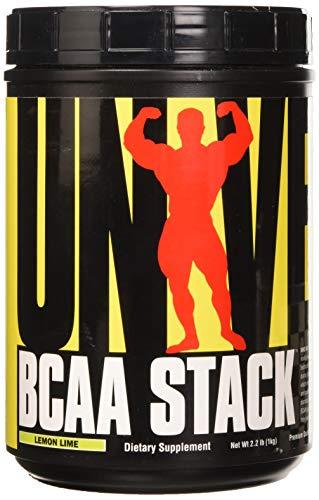 Universal Nutrition BCAA Stack Lemon Lime - 1000 gr
