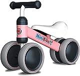 XIAPIA Bicicleta sin Pedales, Bici Bebe para Niños de 1 Año, Juguetes Bebes 1...