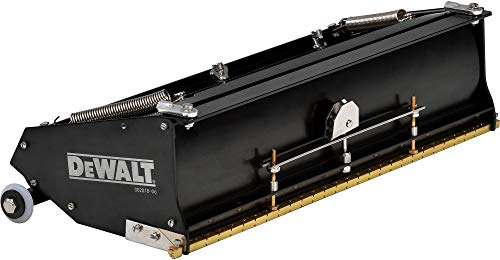 DEWALT Caja plana de 35.5 cm | Aluminio anodizado | DXTT-2-770