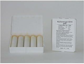 Björnax AB Rauchpatronen AX-18 gelb 5 Stück