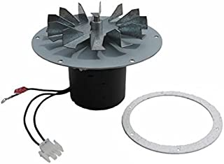 Whitfield & Lennox Exhaust Combustion Blower Motor Assembly 7 Mounting Hub, Profile 20 & 30, Traditions 300s, Optima 2 & 3, For Pellet Stoves by Whitfield-Lennox