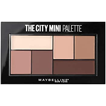 Maybelline The City Mini Eyeshadow Palette Makeup Matte About Town 0.14 oz.