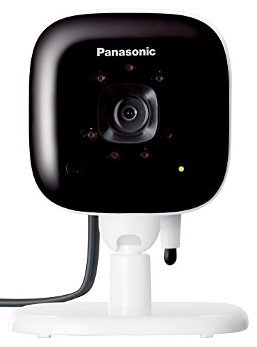 Panasonic KX-HNC200W Indoor Camera for Smart Home Monitoring System (White)