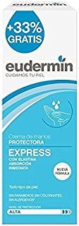 Eudermin Crema Protectora Para Manos Express 75Ml+33%
