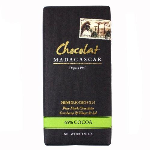 ダークチョコレート65% こぶみかん&フルールドセル