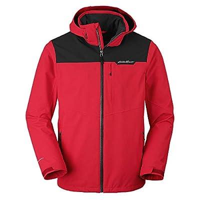 Eddie Bauer Men's All-Mountain Stretch Jacket, Cardinal Tall L from Eddie Bauer