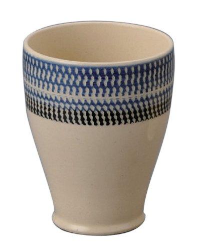 Hasami Estilo Cer?mica Togihidarie-monkama-shoku 610108-216 horneado tijeras azules taza gratis (Canna Iro) (Jap?n importaci?n / El paquete y el manual est?n escritos en japon?s)