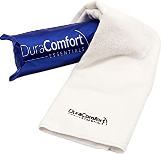 DuraComfort Super Absorbent Anti-Frizz Hair Towel - Extra Wide 41X24 inches Microfiber Towel or Your