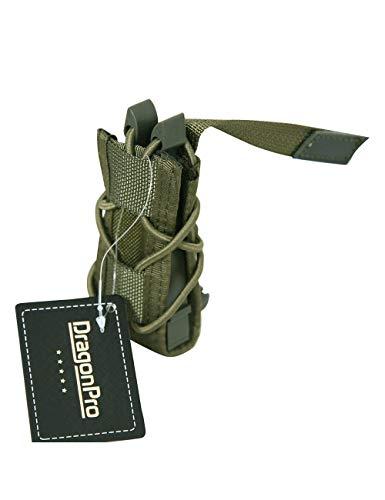 Dragonpro - DP-PO018-001 Pistol TAC mag Pouch OD