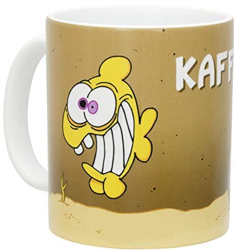 Ruthe – Tasse Kaffee!!!! 320 ml große Kaffeetasse mit Spruch Porzellanbecher