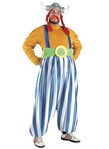 chiber - Lustiges Gallier Kostüm für Erwachsene