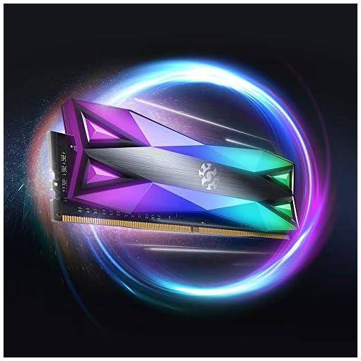 MEM ADATA XPG SPECTRIX D60G Dual RGB 8B 3000MHz módulo de Memoria 4
