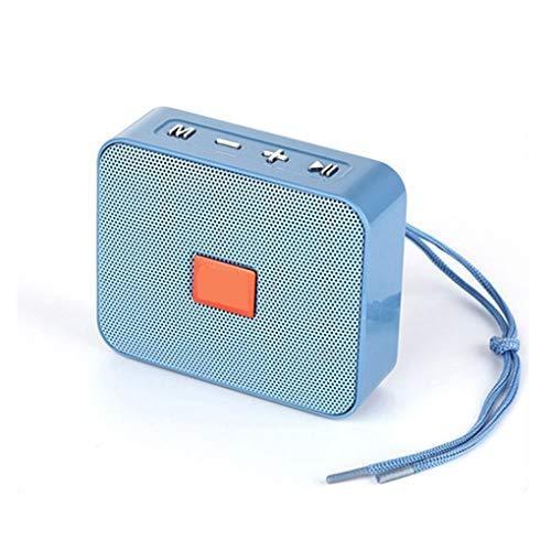 Altavoz, TG166 Mini Altavoz Portátil Bluetooth Wireless Music Pequeño Columna de subwoofer...