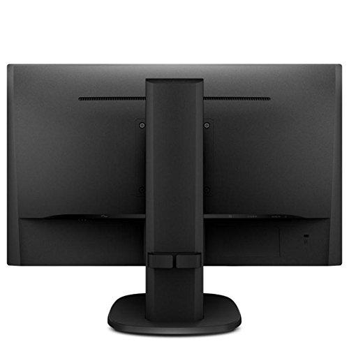 Philips 243S7EYMB - 24 Zoll FHD Monitor, höhenverstellbar (1920x1080, 60 Hz, VGA, DisplayPort) schwarz