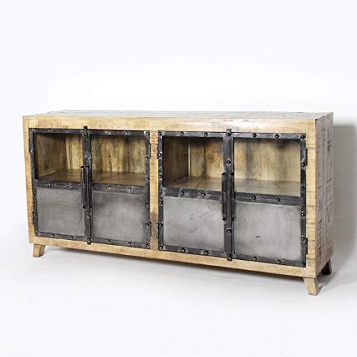 Indi Buffet Industrial Sideboard
