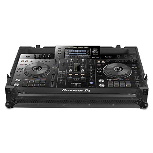 UDG Gear Ultimate Flight MK 2 Plus Funda para Pioneer XDJ-RX2, con Ruedas, Color Negro
