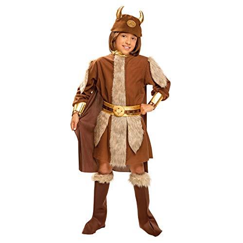 My Other Me Me-201135 Disfraz de vikingo para niño, 7-9 años (Viving Costumes 201135)