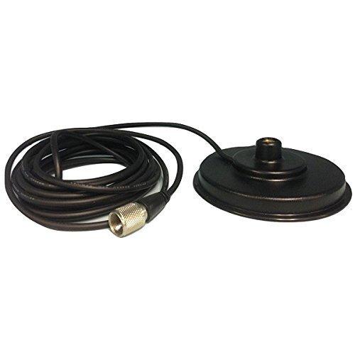 Workman PM5 CB Radio Antenna Magnet Mount with PL-259 Plug & 16` Foot Coax